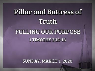 Fulling our Purpose
