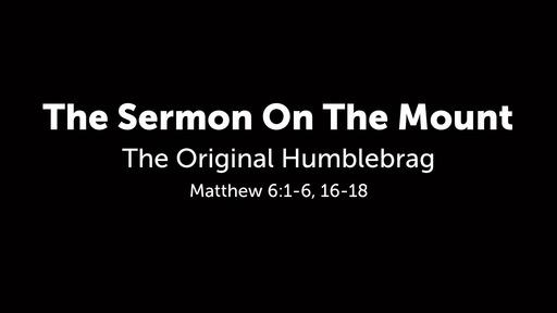 The Sermon On The Mount (3)