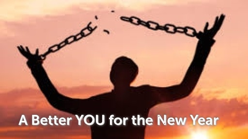 A Better You for the New Year -Goals, Attitude and Potential 2