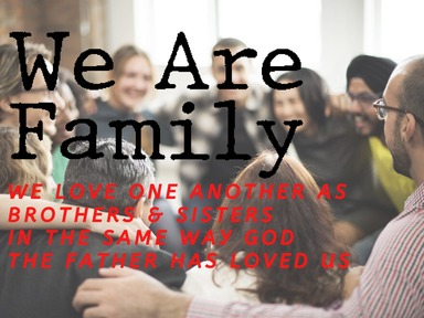 Our Identity in Jesus