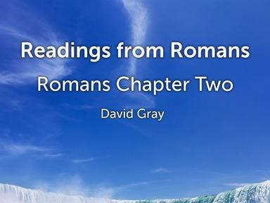 Romans Chapter 2