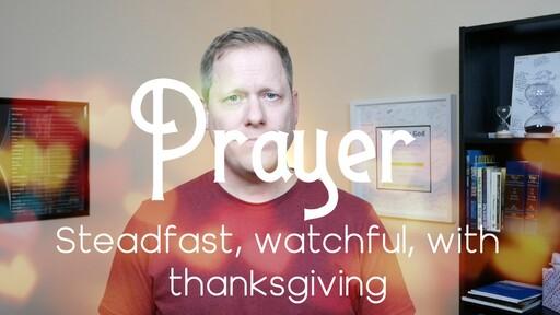 Becoming Households of Prayer 1