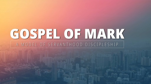 08 Mar 2020 - Servanthood Discipleship
