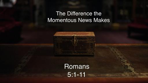 Romans  3:21-26, Romans 4:1-25