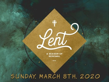 Sunday, March 8, Morning Prayer