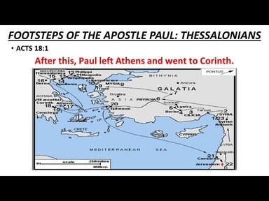 Footsteps of the Apostle Paul