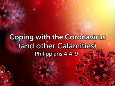 Coping with the Coronavirus