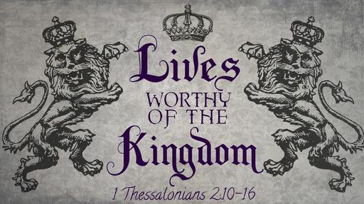 1 Thessalonians 2:10-16