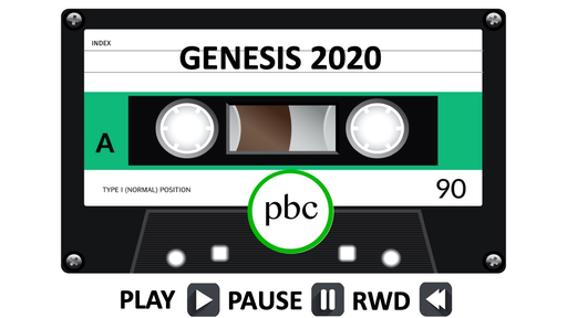 March 8, 2020  -  Genesis 2