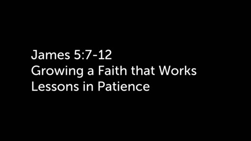 Growing a Faith that Works