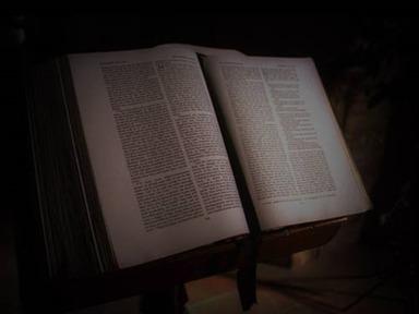John 18:28--32 Jesus stands before Pilate--Part 1