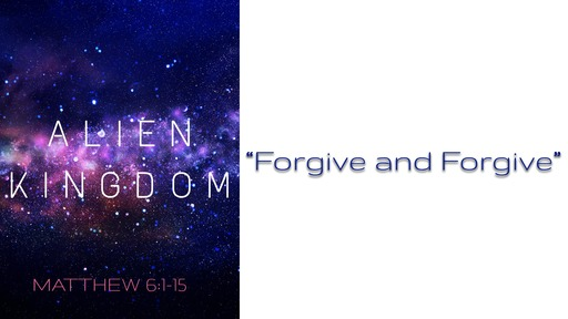 Forgive and Forgive - March 8