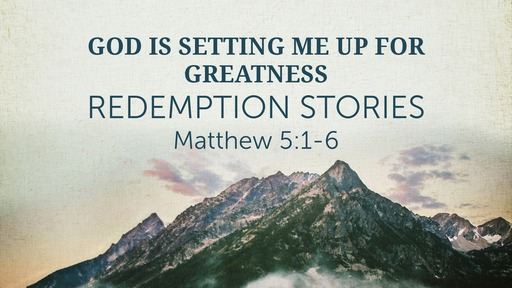God is Setting Me Up For Greatness