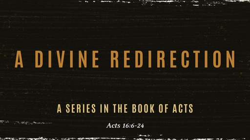 A Divine Redirection