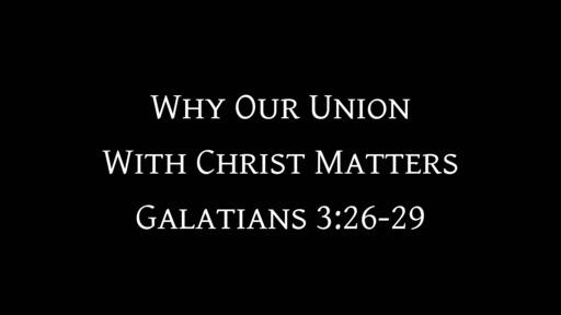 Galatians 3: 26-29