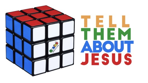 Tell Them About Jesus (Church Camp 2020)