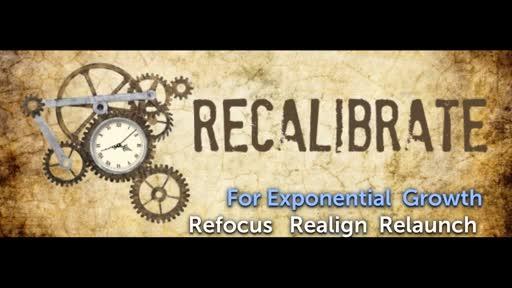 Recalibrate Series