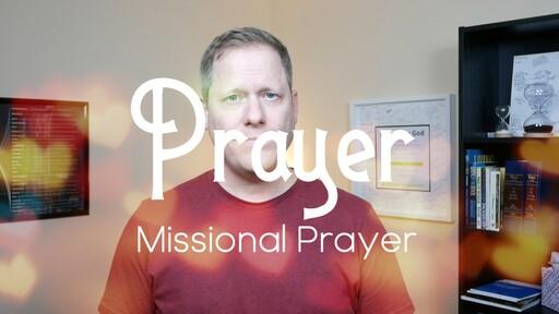 Becoming Households of Prayer 2