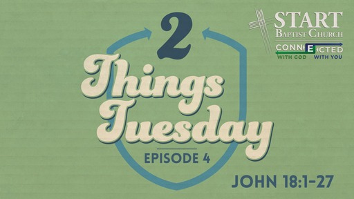 2 Things Tuesday