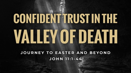 Journey to Easter and Beyond