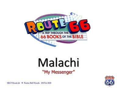 Route 66 - Malachi