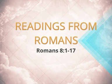 Readings from Romans 12