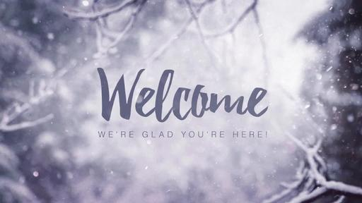 Snowy Serenity - Welcome
