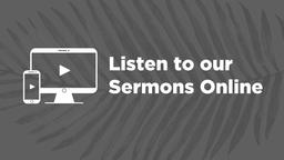 Made of Dust sermons online 16x9 PowerPoint Photoshop image