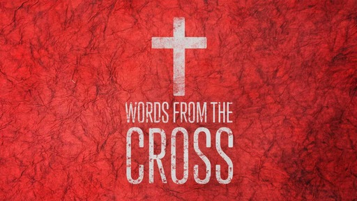 Words from the Cross: Father Forgive Them