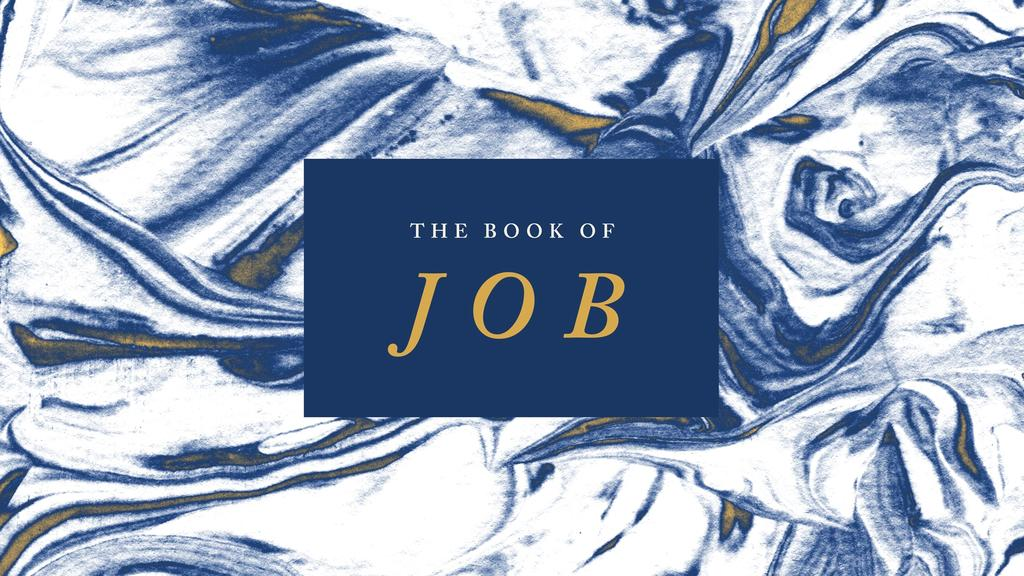 The Book of Job large preview