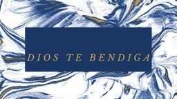 The Book of Job dios te bendiga 16x9 PowerPoint Photoshop image