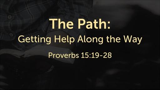 Lent 2020: The Path
