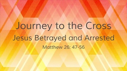 Journey to the cross 2