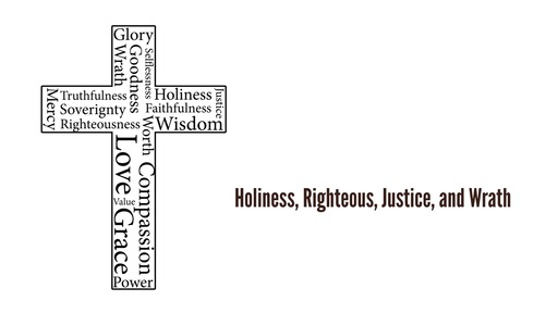 Attributes Of The Cross