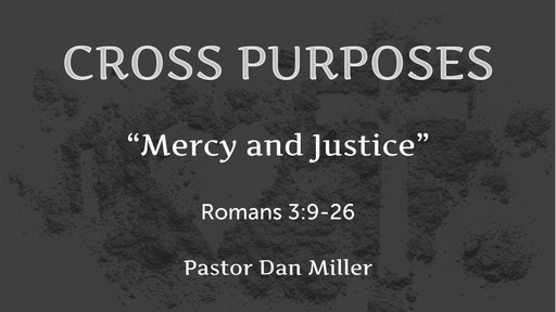 Mercy and Justice