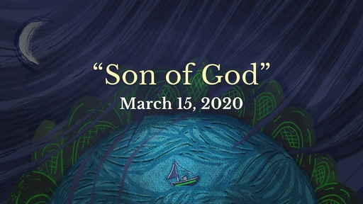 3/15/2020 Name of Son of God