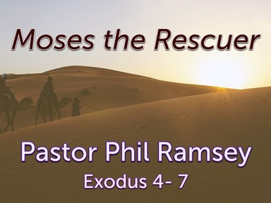 2020-03-15 Moses the Rescuer