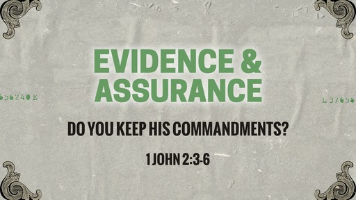 Do you keep his commandments?