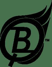Teen Bible Quiz Logo Black