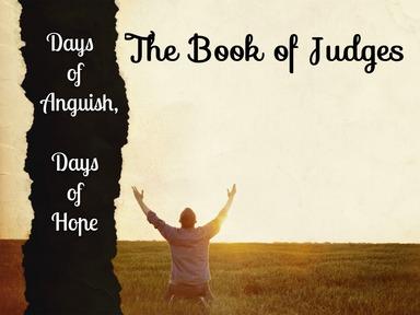 Days of Anguish, Days of Hope