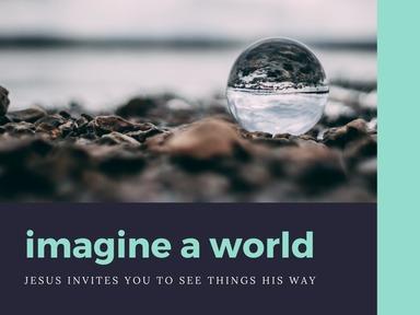 IMAGINE: The Merciful Master