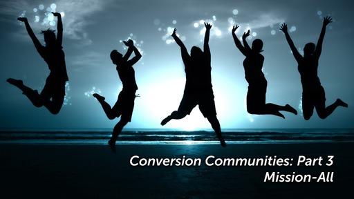 Conversion Communities