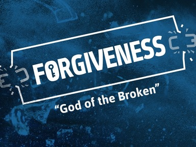 """""""The God of the Broken"""""""