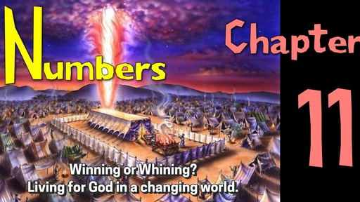 March 15, 2020 - Winning or Whining?  Living for God in a changing world.