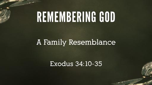 Exodus 34:10-35