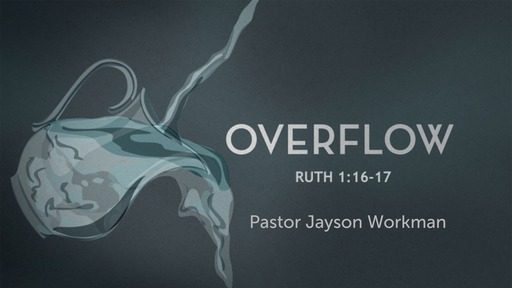 March 15th, 2020 - Overflow (Wk2)