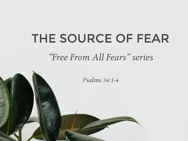 Free from all fear