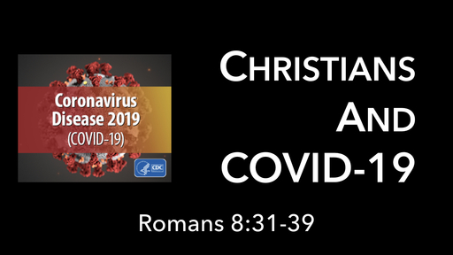 03.15.20am Christians and COVID-19