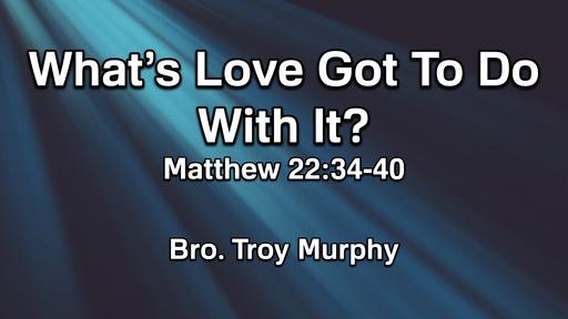 3-15-20 PM Sermon