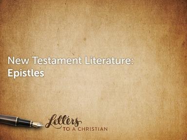 EXPLANATION: Epistles (SPRING 2020)